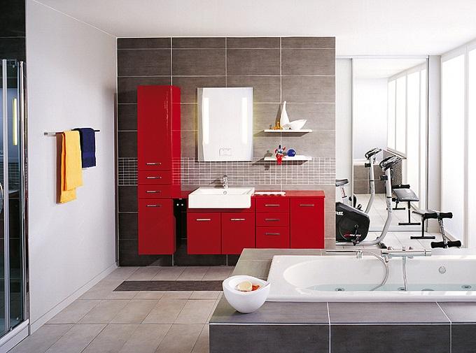 wohnideen f r luxuri se badezimmer wohnen mit klassickern. Black Bedroom Furniture Sets. Home Design Ideas