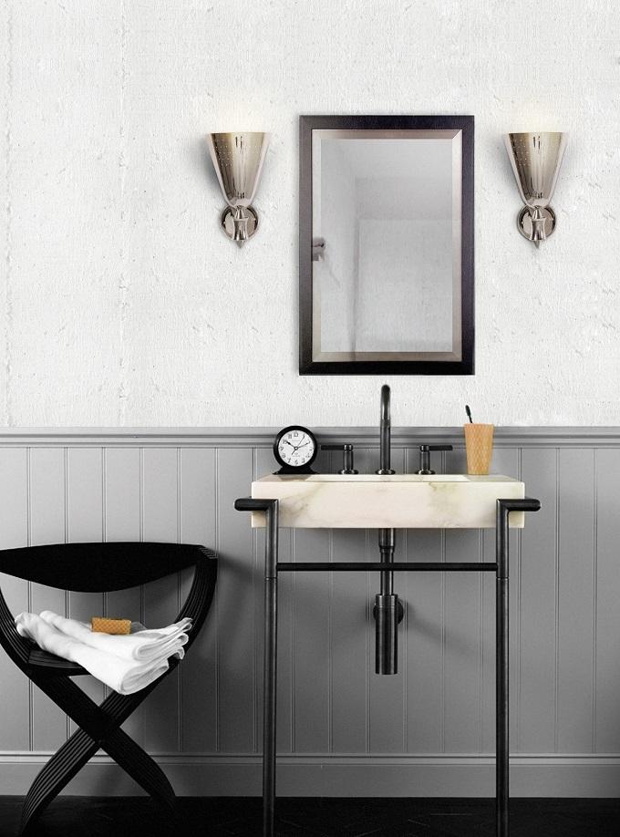 Wohnideen für luxuriösem Badezimmer  Wohnideen für luxuriöse Badezimmer Wohnideen Badezimmer vintage