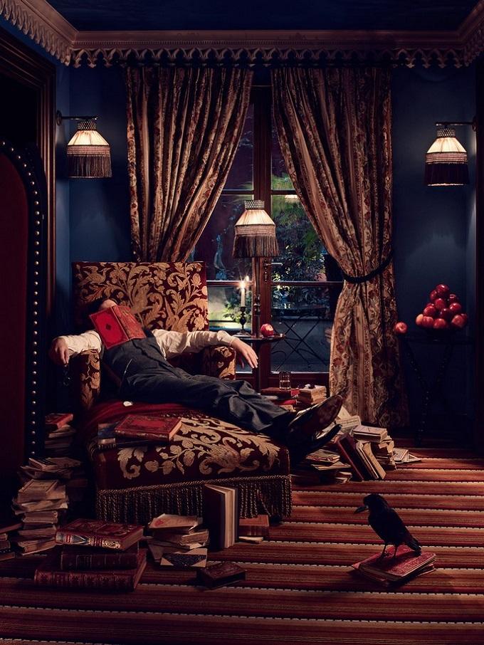 Luxus-Hotel Bourg Tibourg von Jacques Garcia  Luxushotel Bourg Tibourg von Jacques Garcia Luxus Hotel Bourg Tibourg von Jacques Garcia 2