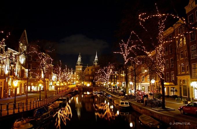 Amsterdam, der Niederlande  Die 10 schönsten Weihnachtsstädte Amsterdam der Niederlande sch  nsten Weihnachtsst  dte