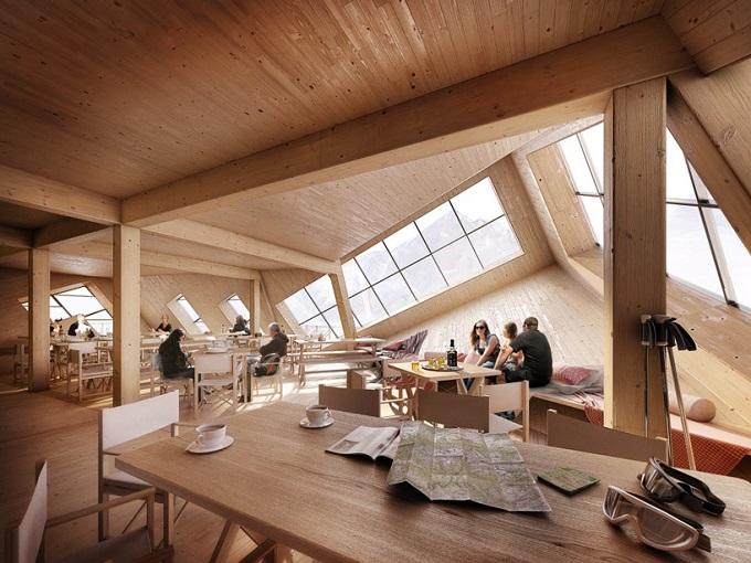 Der Eiswürfel vom Architekturbüro Atelier 8000  Der Eiswürfel vom Architekturbüro Atelier 8000 Der Eisw  rfel vom Architekturb  ro Atelier 8000 2