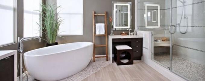 7 ideen f r kreative badezimmergestaltung wohnen mit. Black Bedroom Furniture Sets. Home Design Ideas