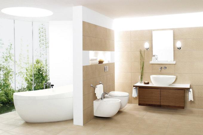Ideen f r kreative badezimmergestaltung wohnen mit klassikern - Ideen badezimmergestaltung ...