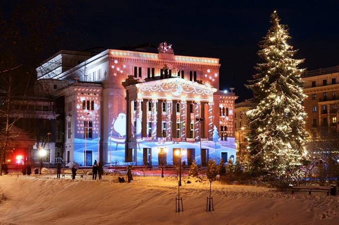 Riga, Lettland  Die 10 schönsten Weihnachtsstädte Riga Lettland sch  nsten Weihnachtsst  dte