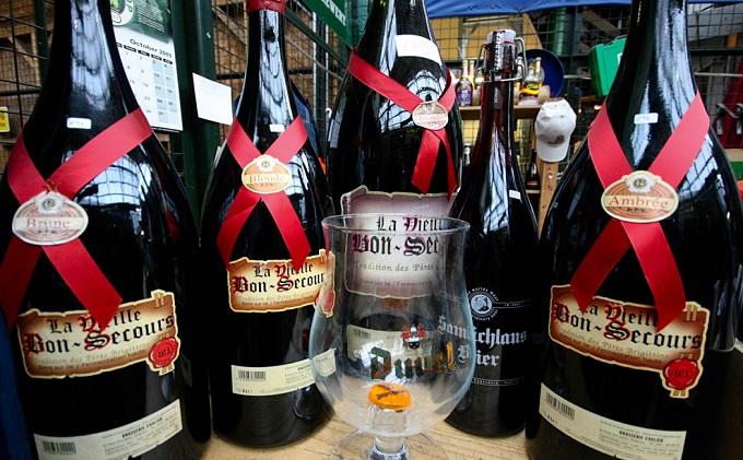 La Vieille Bon Secours Ale (785€/Flasche)   Die 10 teuersten Getränke der Welt Vieille Bon Secours Ale teuersten Getr  nke der Welt