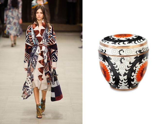 Folkloremuster-Trends - auf den ganzen Welt zu Hause.  Wohnideen von Fashion-Trends Wohnideen von Fashion Trends Folkloremuster
