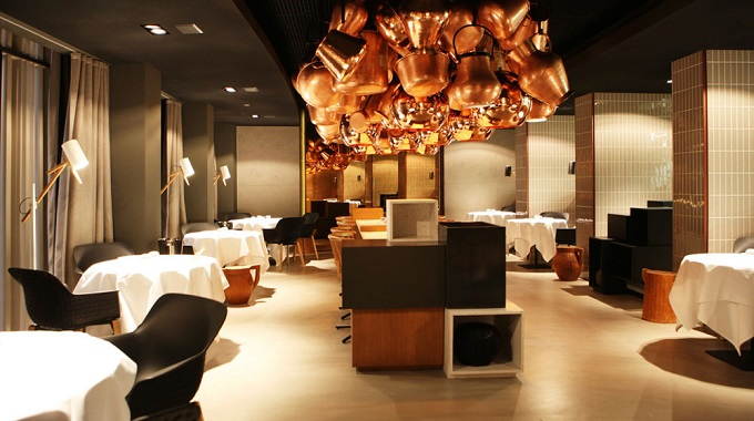 Das Stue Hotel in Berlin  Das Stue Hotel in Berlin das stue hotel berlin tiergarten cinco restaurant paco perez
