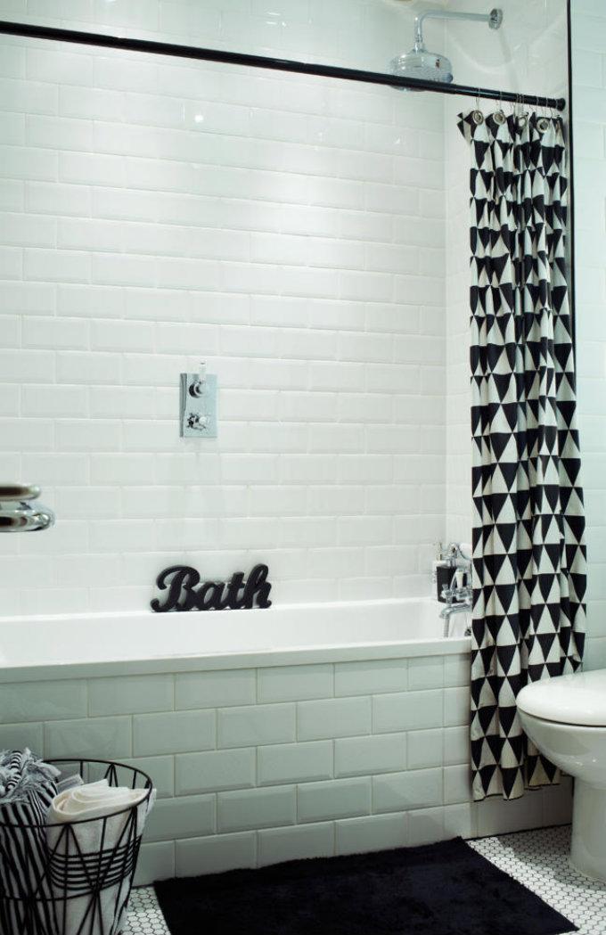 Deko mit Typographien | 7 Ideen Für Kreative Badezimmergestaltung  Ideen Für Kreative Badezimmergestaltung deko mit typographien Kreative Badezimmergestaltung