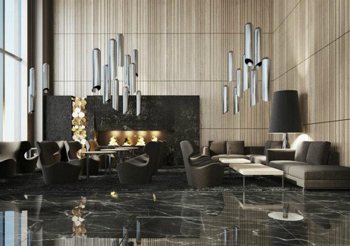 11 Mirrors | Die Besten Hotelzimmer des Welts  Die Besten Hotelzimmer der Welt wohnen mit klassikern Hotelzimmer luxus Kiev