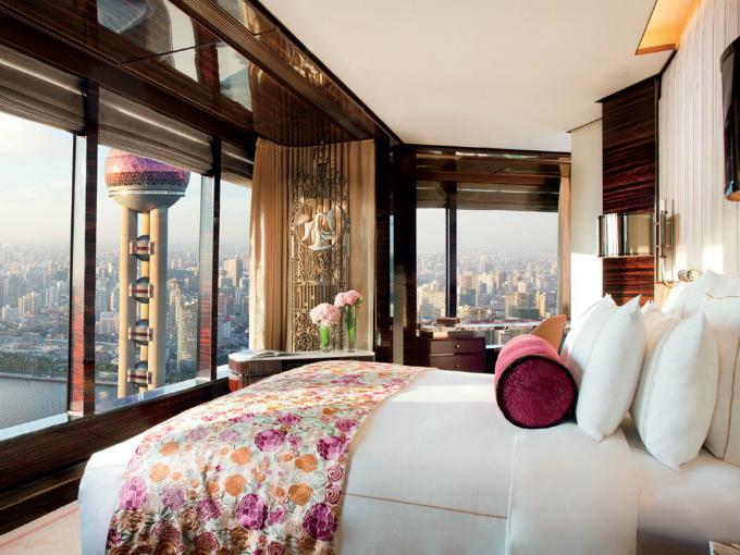wohnen mit klassikern Hotelzimmer luxus Shanghai  Die Besten Hotelzimmer der Welt wohnen mit klassikern Hotelzimmer luxus Shanghaia