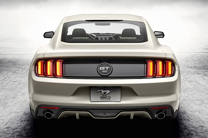 Absolut Stil: Ford Mustang 50 Years Limited Editon   Absolut Stil: Ford Mustang 50 Years Limited Editon 2015 ford mustang 50 year limited edition