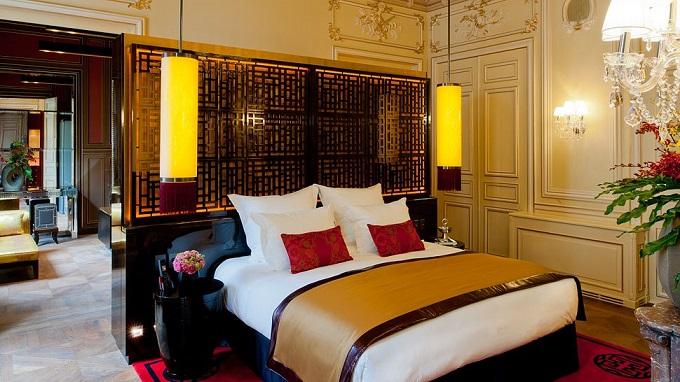 Urlaub in Paris: die besten Hotels  Urlaub in Paris: die besten Hotels Buddha Bar Hotel Paris Suite de Gagny II besten hotels paris