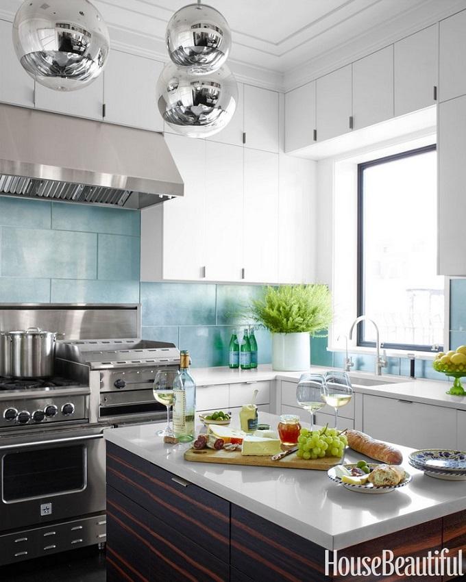Küche Dekor-Ideen für 2015  Küche Dekor-Ideen für 2015 K  che Dekor Ideen 2015 wohnen mit klassikern Funkeln