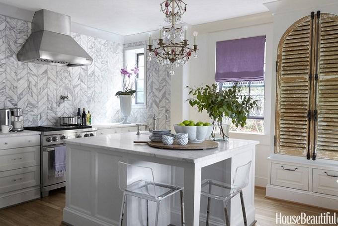 Küche Dekor-Ideen für 2015  Küche Dekor-Ideen für 2015 K  che Dekor Ideen 2015 wohnen mit klassikern Glamour  s