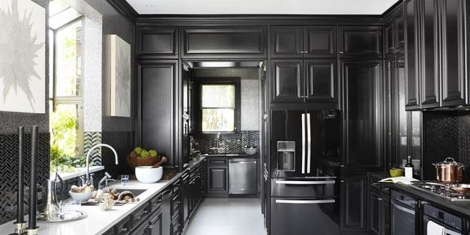 Küche Dekor-Ideen für 2015  Küche Dekor-Ideen für 2015 K  che Dekor Ideen 2015 wohnen mit klassikern Steven Miller