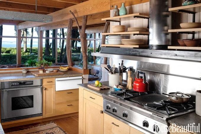 Küche Dekor-Ideen für 2015  Küche Dekor-Ideen für 2015 K  che Dekor Ideen 2015 wohnen mit klassikern natur