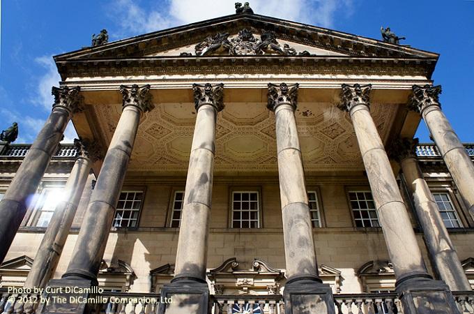 Großbritanniens teuersten Privathaus steht zum Verkauf   Großbritanniens teuerstes Privathaus steht zum Verkauf Wentworth Woodhouseteuersten Privathaus Englands 6
