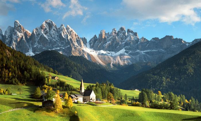 Die Reise in die Alpen  Die Reise in die Alpen Wohnen mit Klassikern 50 shades of grey Spieler