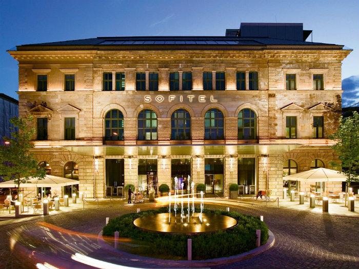 Sofitel Munich Bayerpost Hotel  Sofitel Munich Bayerpost Hotel wohnen mit klassikern Sofitel Munich Bayerpost