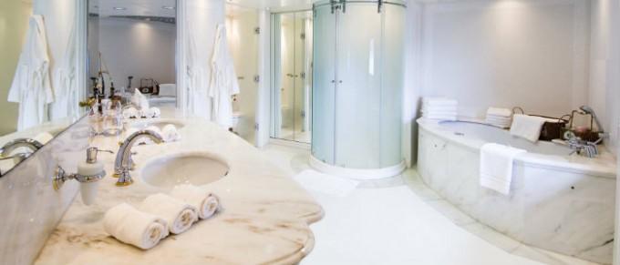 Badezimmer in acht Schritten zum SPA umgestalten