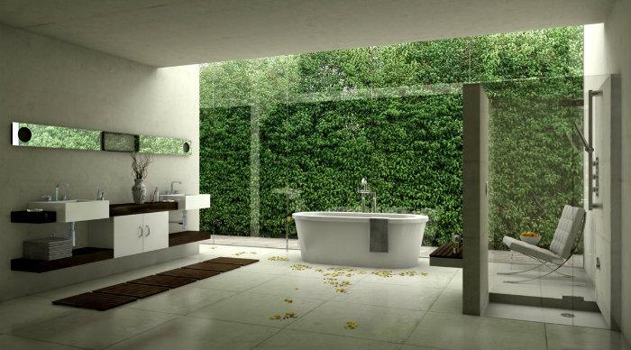 Badezimmer in funf Schritten zum SPA umgestalten  Badezimmer in fünf Schritten zum SPA umgestalten wohnen mit klassikern luxuri  se badezimmer ideen