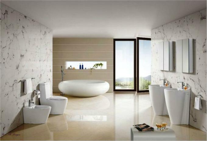 wohnen-mit-klassikern-luxuriöse-badezimmer  Badezimmer in fünf Schritten zum SPA umgestalten wohnen mit klassikern luxuri  se badezimmer images1
