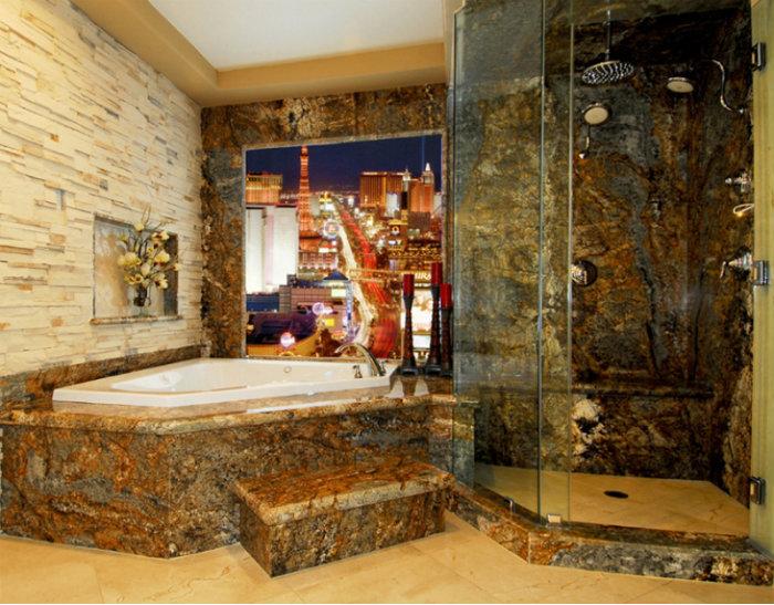 Badezimmer in funf Schritten zum SPA umgestalten  Badezimmer in fünf Schritten zum SPA umgestalten wohnen mit klassikern luxuri  se badezimmer photos