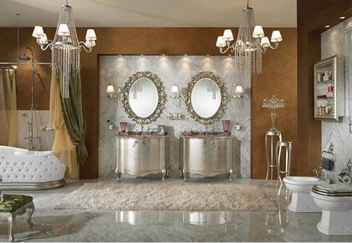 Badezimmer in funf Schritten zum SPA umgestalten  Badezimmer in fünf Schritten zum SPA umgestalten wohnen mit klassikern luxuri  se badezimmer schone wohnung
