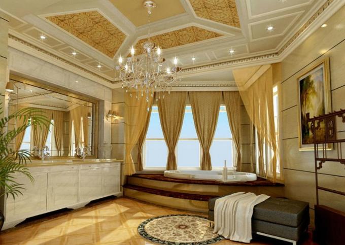 wohnen mit klassikern luxuriöse badezimmer trends  Badezimmer in fünf Schritten zum SPA umgestalten wohnen mit klassikern luxuri  se badezimmer trends1