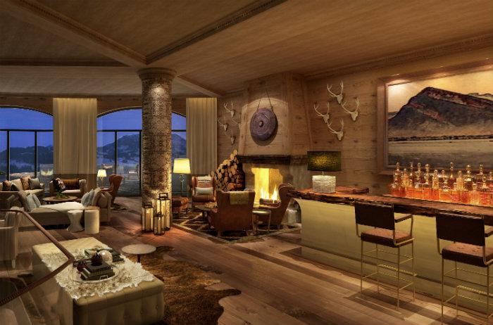 Alpina Gstaad Hotel in der Schweiz  Alpina Gstaad Hotel in der Schweiz 110718 LobbyLounge TAG 2
