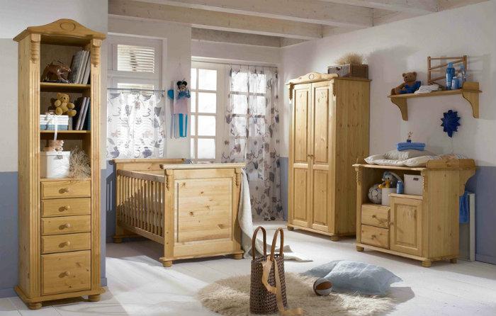 kiefernholz dekoration in dem haus wohnen mit klassickern. Black Bedroom Furniture Sets. Home Design Ideas