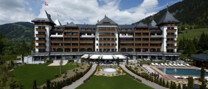Alpina Gstaad Hotel in der Schweiz