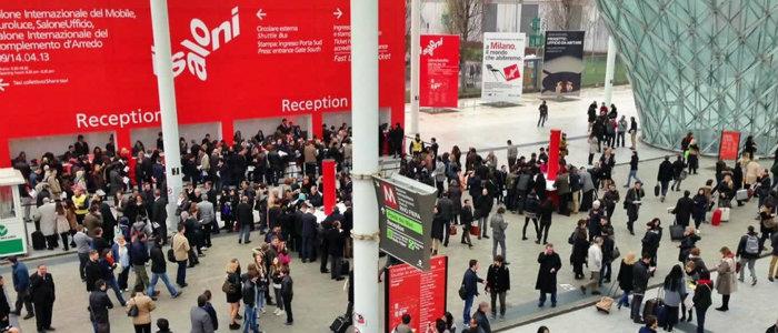 Möbelmesse Mailand 2015