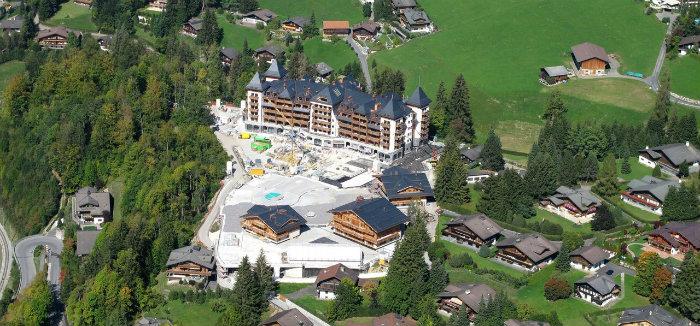 Alpina Gstaad Hotel in der Schweiz  Alpina Gstaad Hotel in der Schweiz imgfile4034