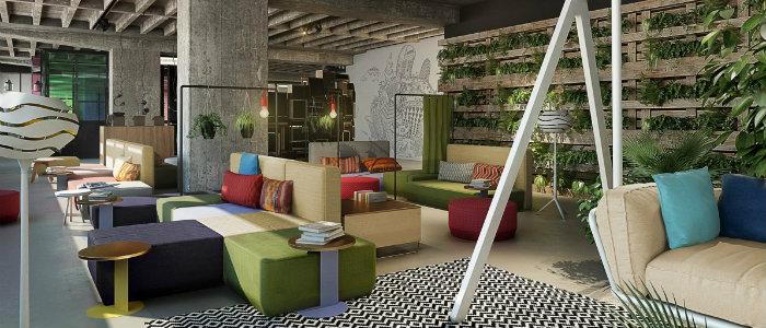 wohnen-mit-klassikern-Top-Design-25hours-Hotel-Bikini-Berlin-designer modernes design Modernes Design: Top Design 25hours Hotel Bikini Berlin wohnen mit klassikern Top Design 25hours Hotel Bikini Berlin designer