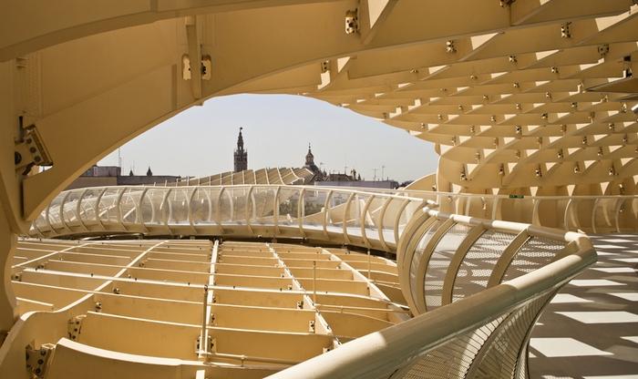 JMayerH Einer der besten Architekturbüros in Deutschland - METROPOL PARASOL 2  J. Mayer.H | Einer der besten Architekturbüros in Deutschland JMayerH Einer der besten Architekturb  ros in Deutschland METROPOL PARASOL 2