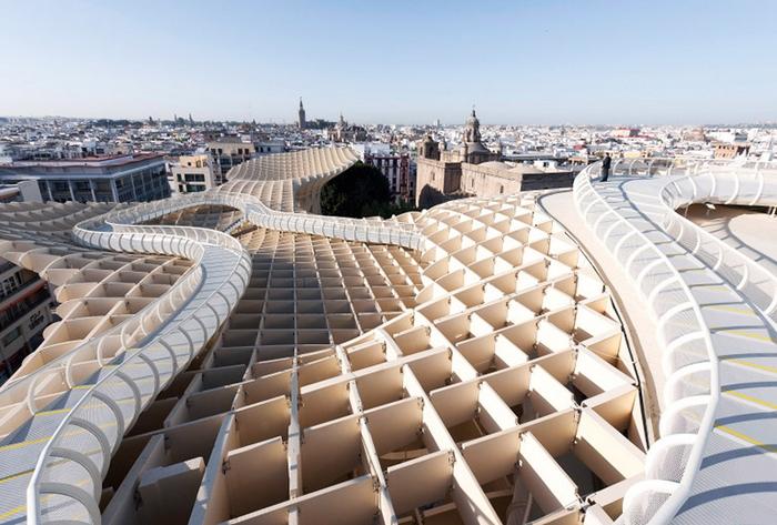 JMayerH Einer der besten Architekturbüros in Deutschland - METROPOL PARASOL 3  J. Mayer.H | Einer der besten Architekturbüros in Deutschland JMayerH Einer der besten Architekturb  ros in Deutschland METROPOL PARASOL 3