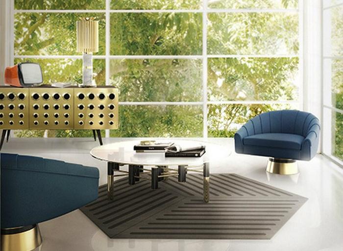 Trendfarbe Sessel 2016  50 Moderne Sessel für schönes Wohnzimmer TOP 50 Moderne Sessel f  r sch  nes Wohnzimmer 1