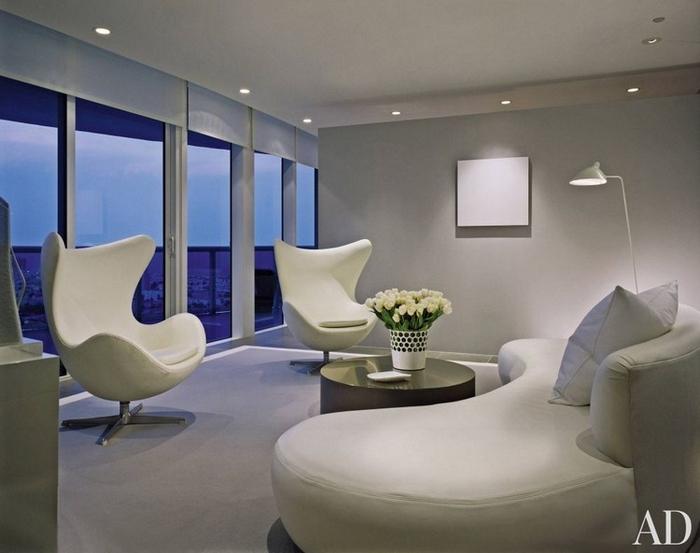 Trendweiss Sessel 2016  TOP 50 Moderne Sessel für schönes Wohnzimmer TOP 50 Moderne Sessel f  r sch  nes Wohnzimmer 24
