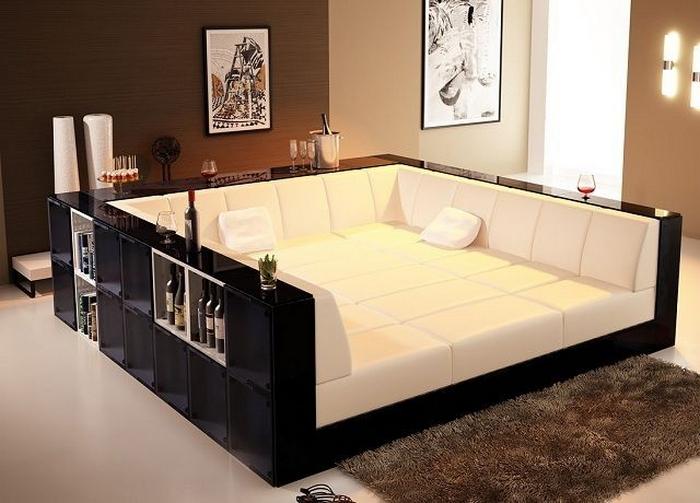 Top 10 Sofas für ein modernes Wohnzimmer Pit Couch Modern Sofa 26  Top 10 Sofas für ein modernes Wohnzimmer 2 Pit Couch Modern Sofa 26