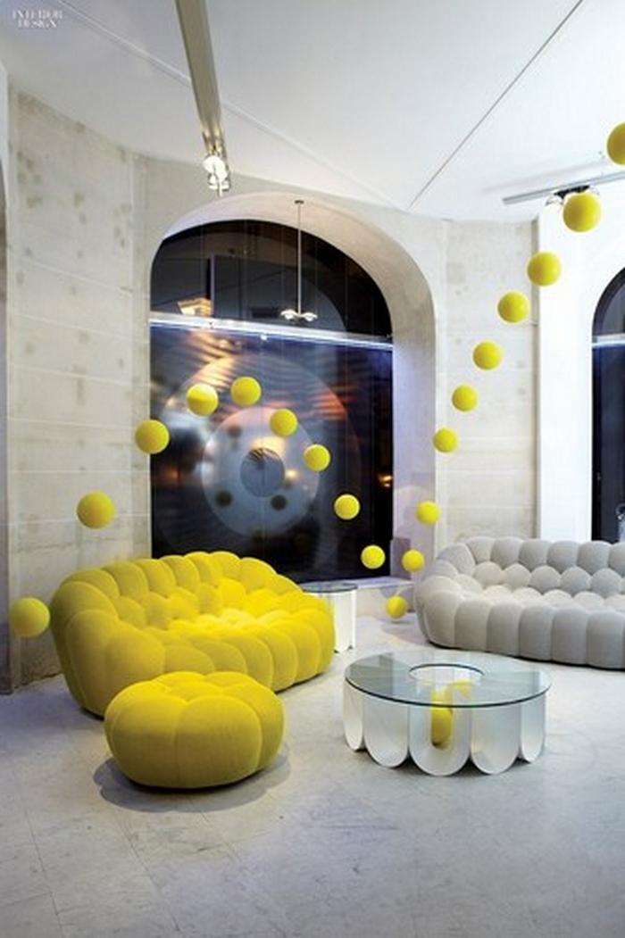 Canapé Bubble de Sacha Sofa  Top 10 Sofas für ein modernes Wohnzimmer 4 Canap   Bubble de Sacha Sofa 40