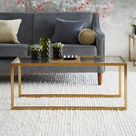 12 Luxus Glascouchtische für Luxuswohnzimmer  12 Luxus Glascouchtischdesigns für Luxuswohnzimmer 16