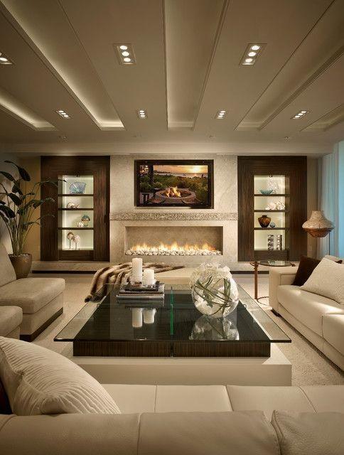 12 Luxus Glascouchtische für Luxuswohnzimmer  12 Luxus Glascouchtischdesigns für Luxuswohnzimmer 26
