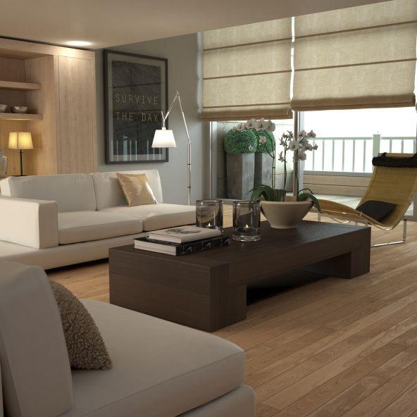 Couchtische aus Holz für einen weltoffenen Raum  Couchtische aus Holz für einen weltoffenen Raum 44