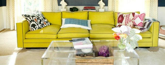 12 Luxus Glascouchtischdesigns für das Luxuswohnzimmer