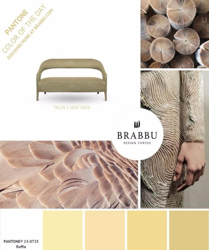 Unglaubliche Exklusive Möbel Design mit Pantone Farben exklusive möbel design Unglaubliche Exklusive Möbel Design mit Pantone Farben Raffia