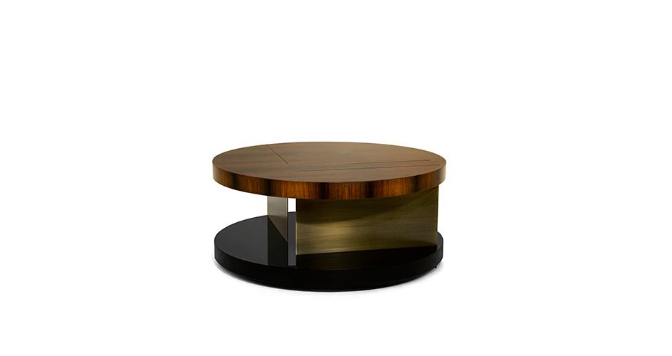 Couchtische aus Holz für einen weltoffenen Raum  Couchtische aus Holz für einen weltoffenen Raum lallan wood coffee table mid century modern design by brabbu 1