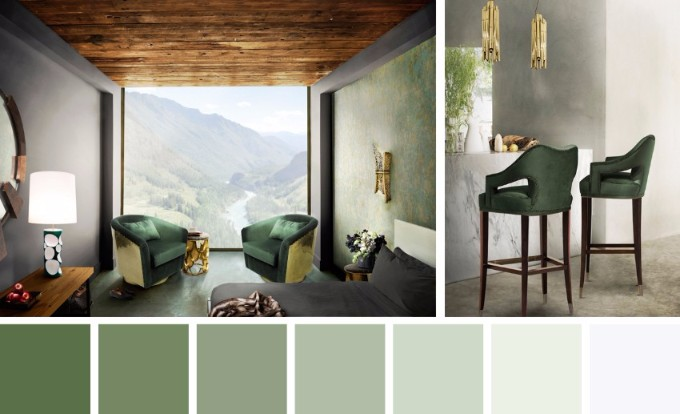 Pantone Farben: Einrichtungsideen für den Herbst