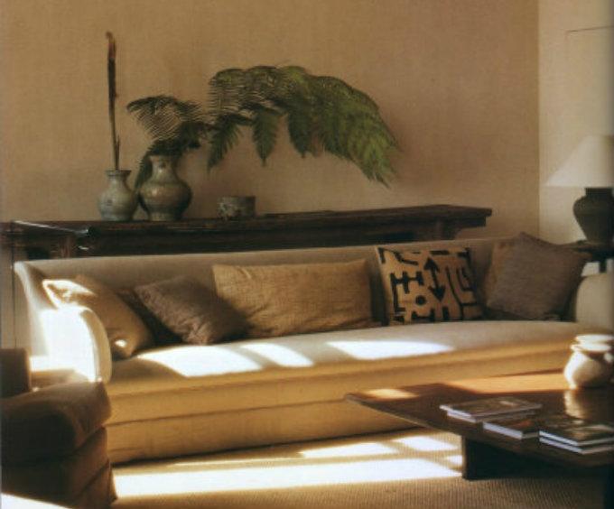 Axel-Vervoordt-AD-Project-Living-Room-Ideas  25 Beste Interior Design Projekte von Axel Vervoordt Axel Vervoordt AD Project Living Room Ideas
