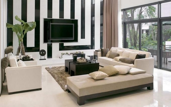 Modernes Wohnzimmer Design Ideen  Klassische Moderne Architektur: Wohnzimmer Design Ideen Klassische Moderne Architektur Wohnzimmer Design Ideen 16